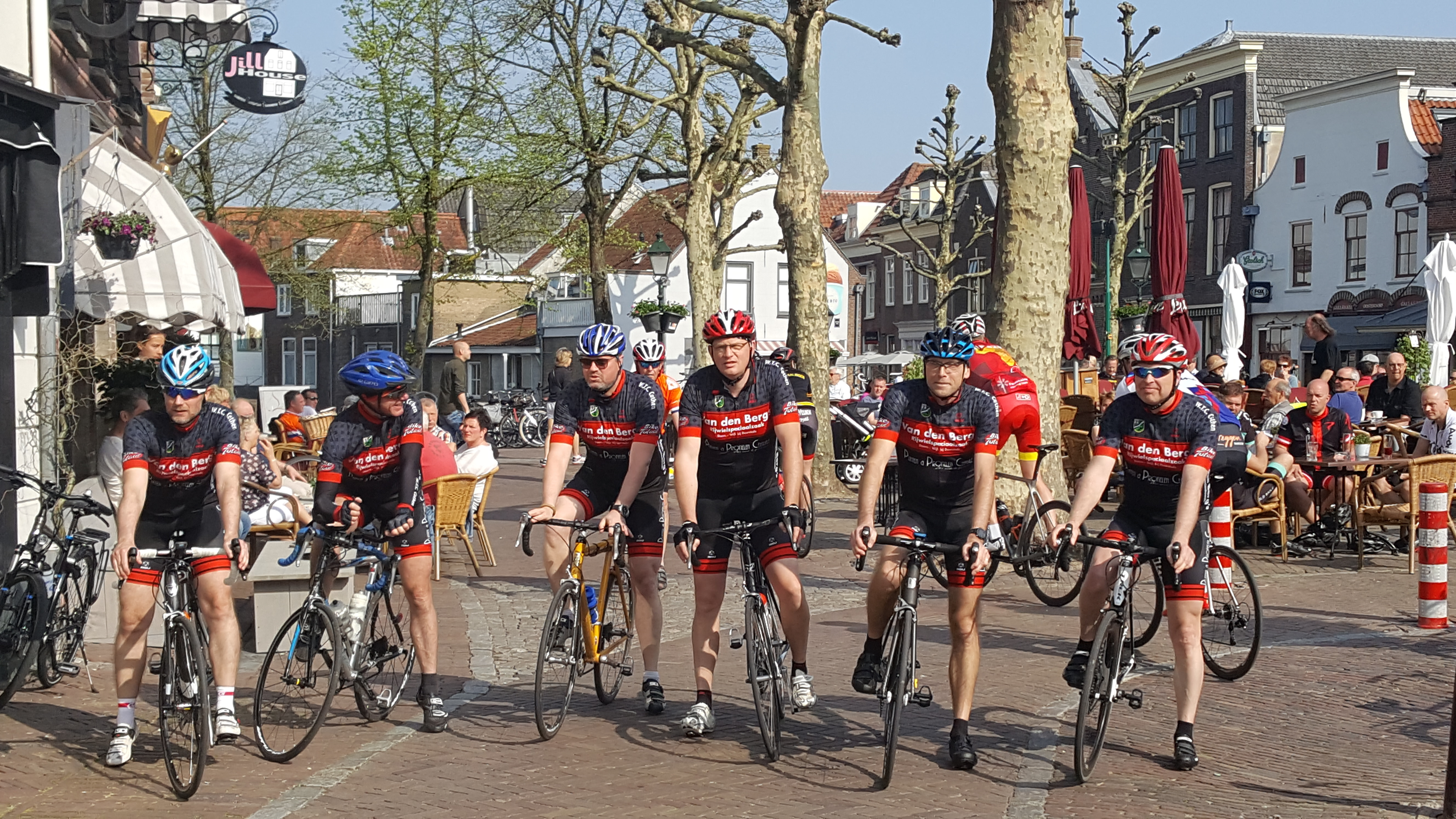 Rondje Oudewater 22 april 2018